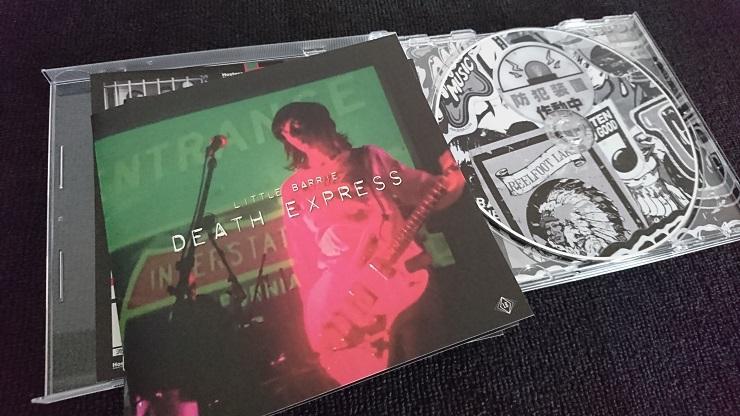 Little Barrie Death Express CD