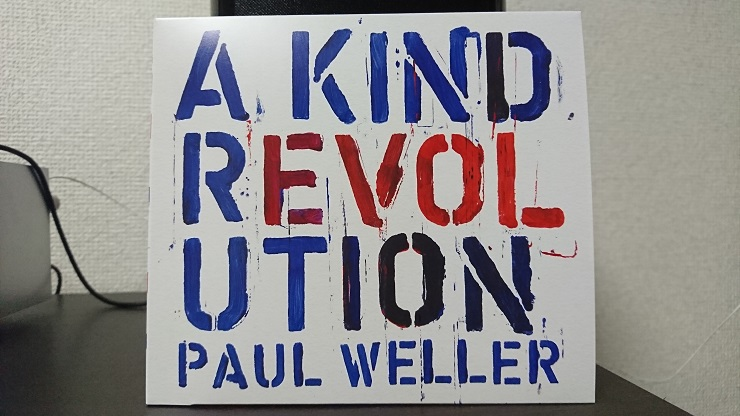 Paul Weller A Kind of Revolution CD