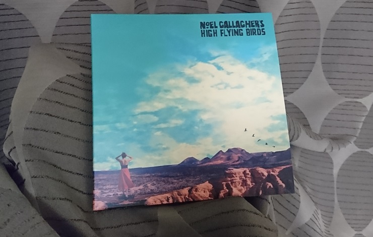 NOEL GALLAGHER'S HIGH FLYING BIRDS Who Built The Moon? CD