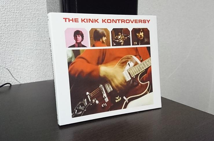 THE KINKS The Kink Kontroversy CD