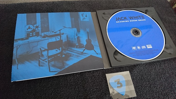 JACK WHITE Boarding House Reach CD